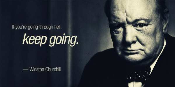 18 Inspirational Quotes By Winston Churchill That Will