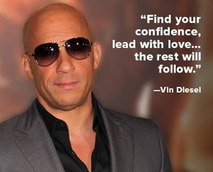 Confidence in your ability is the key to success.