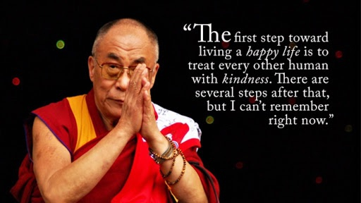 Citaten Dalai Lama : Dalai lama quote about kindness great quotes compassion quotes