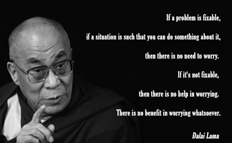 Worrying does not lead to any solution. Worrying is a useless process so stop it today!