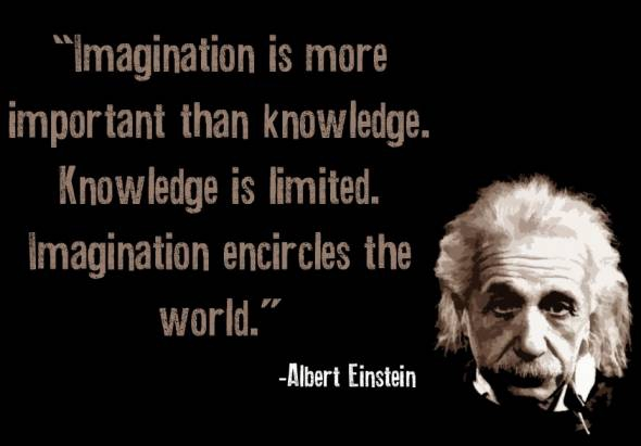 There is no alternative to Imagination...