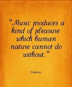 Music is not a nice-to-have... it's a must-have!