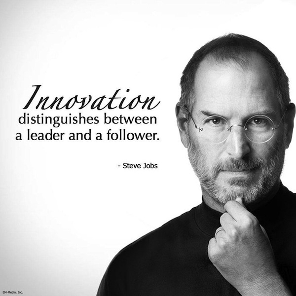 Innovation is a tool to use to raise above your competition...