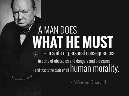 40 Inspirational Quotes By Winston Churchill That Will Change The Enchanting Winston Churchill Quotes