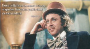 willy-wonka quote