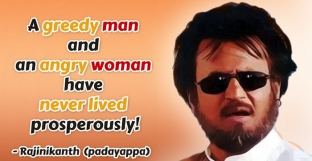 rajinikanth quote